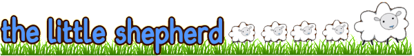 The Little Shepherd Logo